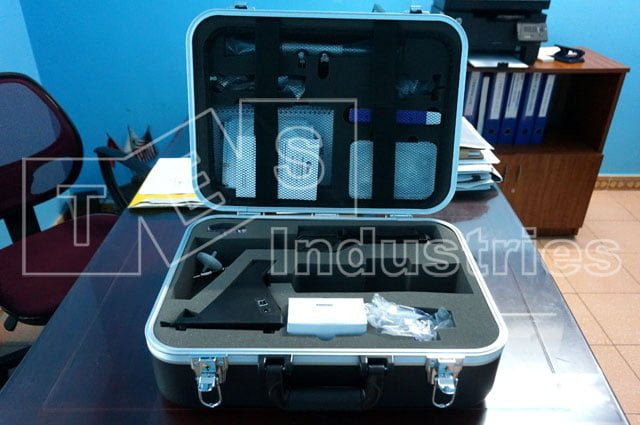 Mở hộp bộ kit đo VOC ppbRAE 3000 (PGM-7340), PN 059-C110-200