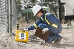 Hãng máy đo khí RAE Systems, đo khí VOC và Wireless
