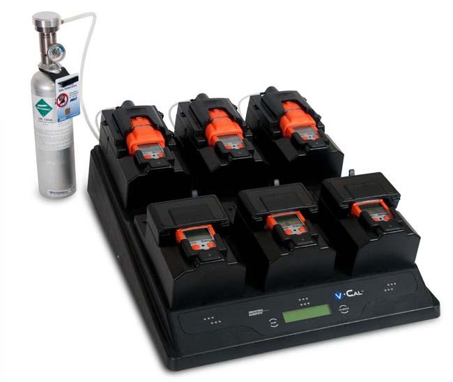 Bộ thiết bị hiệu chuẩn máy đo khí MX4 hãng Industrial Scientific