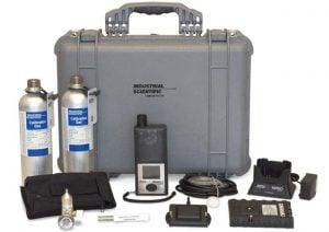 Giới thiệu bộ kit máy đo khí độc MX6 iBrid (MX6 iBrid Confined Space Kit), Industrial Scientific