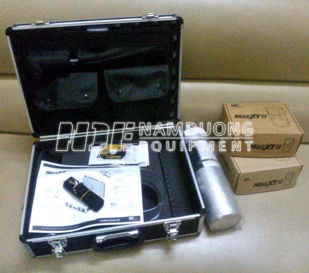 Giới thiệu bộ kit thiết bị đo khí và hiệu chuẩn BW Technologies