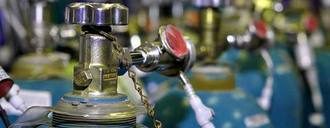 Calgaz USA standard gas bottles are most commonly used