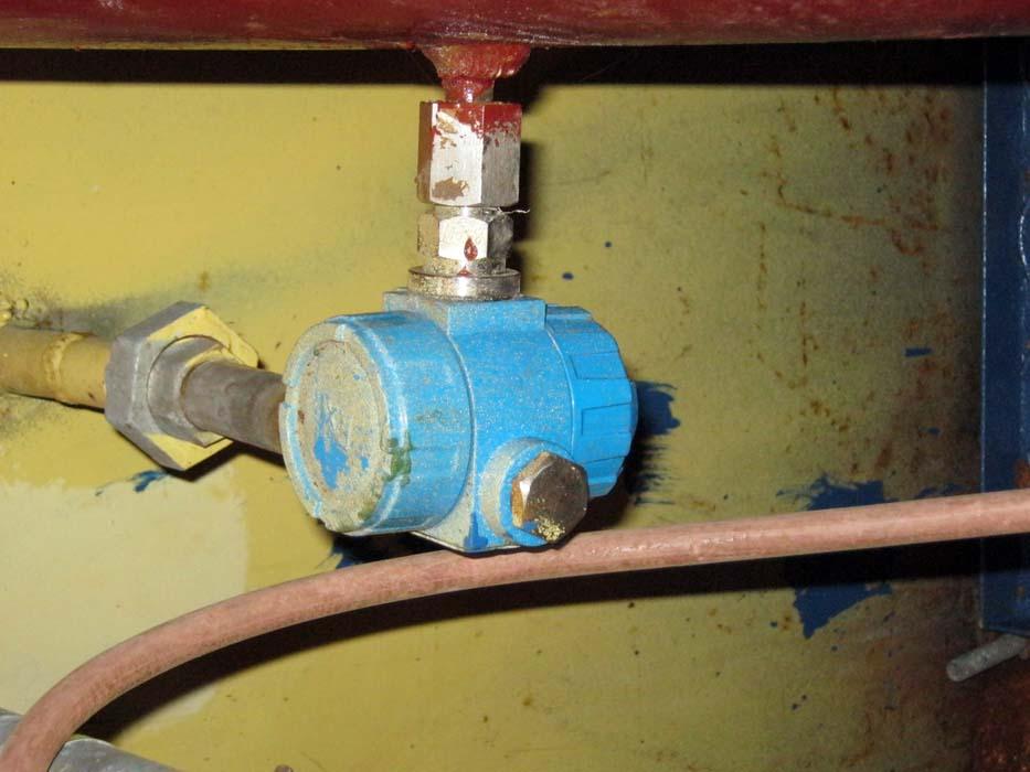 Cảm biến RDLY-1 đo áp lực bơm