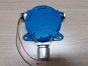 Economic fixed LPG gas detection system