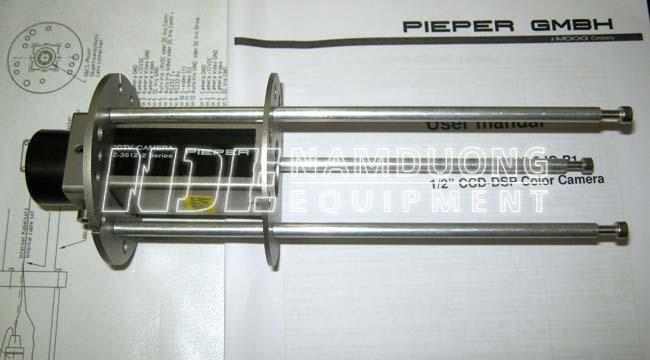 Camera Pieper FK-CF-PTZ-3612-2-IQ-R1