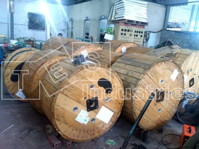 Giới thiệu cáp điện hàng hải hãng TMC Hàn Quốc