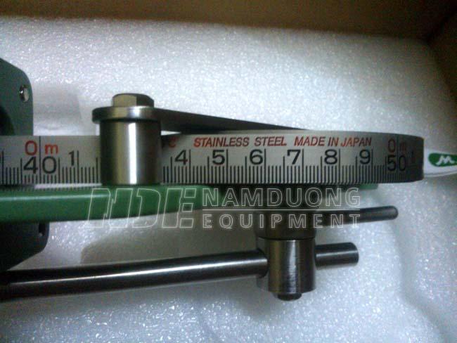 Image of MMC dry measuring equipment