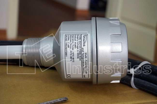 Hộp đấu nối cảm biến báo nhiệt silo là loại nhỏ ngọn, bằng nhôm đúc, kín nước, kín bụi