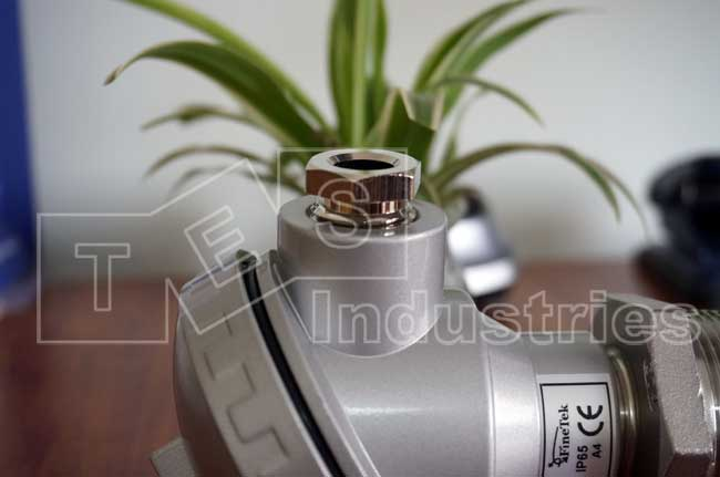 Đầu nối dây được trang bị Cable grand loại Inox