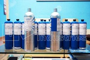 Danh mục bình khí mẫu hiệu chuẩn máy đo khí đang có sẵn