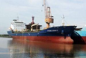 Dynamic Ocean 15 oil tanker project