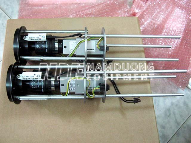 Camera lò: FK-CF-PTZ-3612-2-IQ-R1