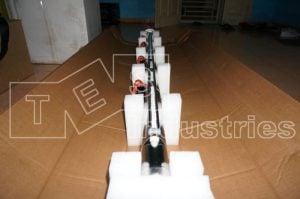 Hình ảnh thực tế cảm biến báo mức kiểu ống thủy EF311A1H1B415