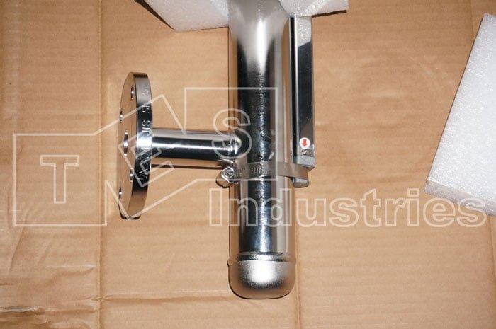 Mặt bích nối ống thủy với bồn, tank chứa chất lỏng