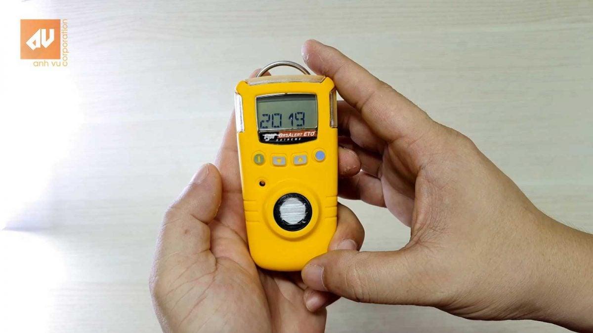 Máy đo khí đơn chỉ tiêu GasAlert Extreme