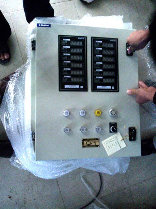 Tủ hiển thị và báo động áp lực