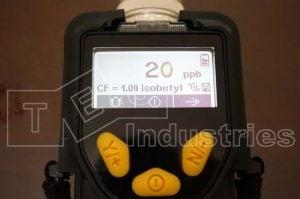Hướng dẫn sử dụng máy phát hiện tổng hợp khí VOCs, ppbRAE 3000, hãng Raesystem, mã hàng PN 059-C110-000