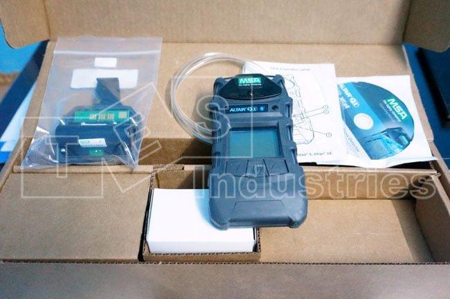 Giới thiệu máy đo đa khí hãng MSA, model Altair 5X, PN: 10116924