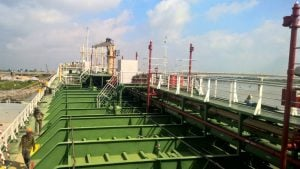 VIET SEA Oil Tanker Project