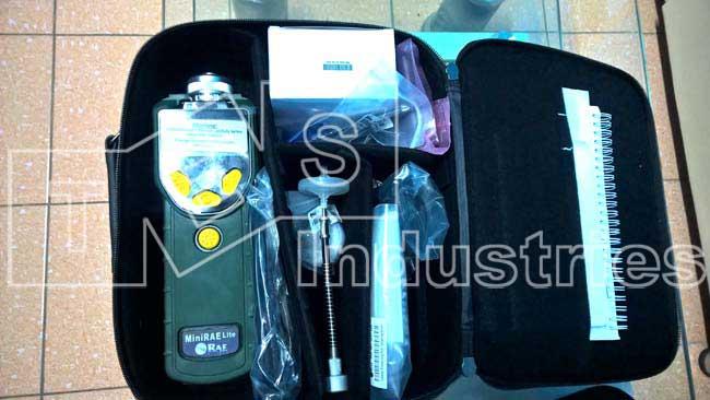 VOC Organic Gas Measuring Kit, Model: MiniRae Lite