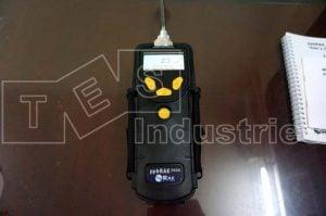 Giới thiệu máy đo chỉ tiêu khí hữu cơ VOC model ppbRAE 3000, hãng sản xuất: Rae System USA