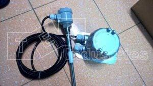 Hình ảnh cảm biến báo mức kiểu điện dung hãng Finetek – Model: SA140BCU0250