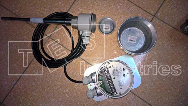 5M Elongated Wire Capacity Sensor