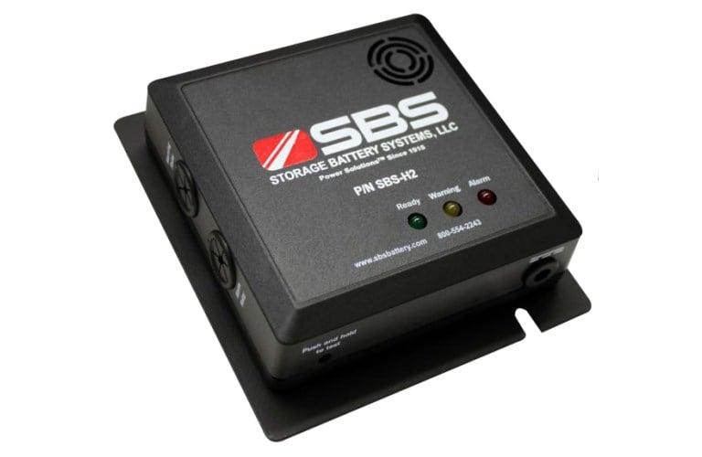 SBS-H2 Bộ điều khiển, hiển thị, báo động