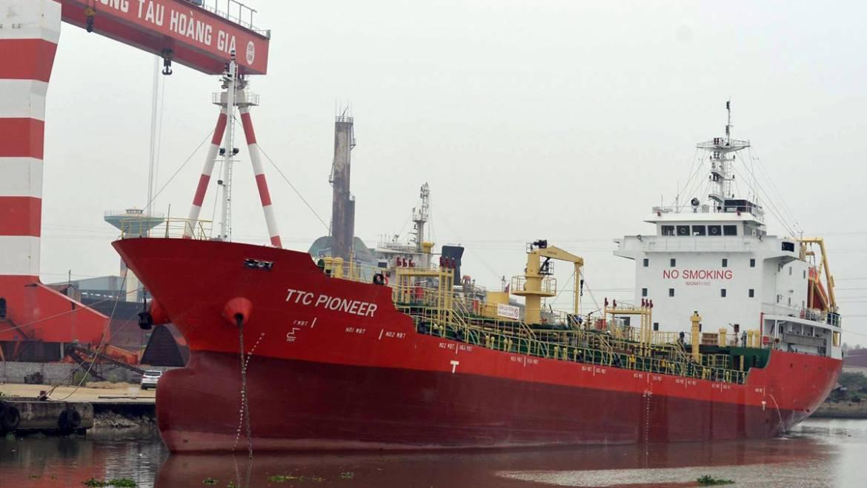 Tàu dầu/hóa chất TTC PIONEER