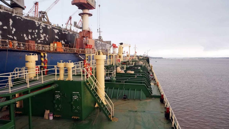 Dự án #Tàu chở dầu GOLDEN OCEAN 25/26