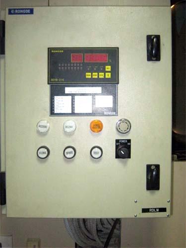 Tủ báo nhiệt độ bơm, ổ đỡ, trục xuyên vách