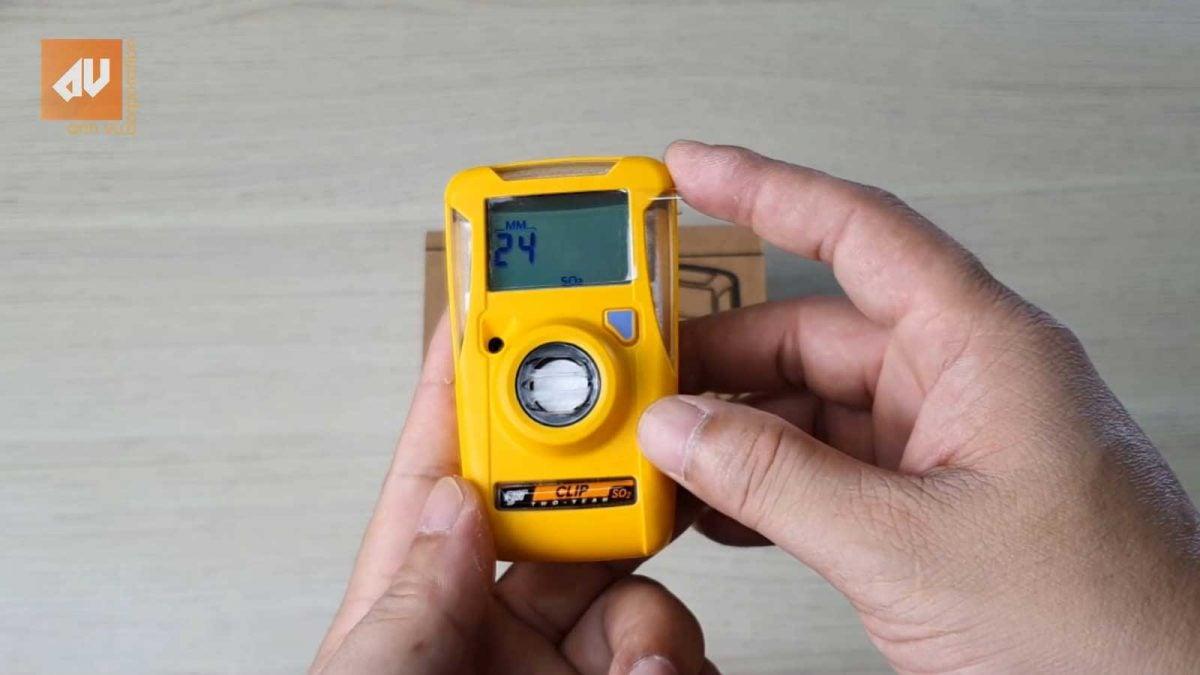 BW Clip đo khí (Lưu huỳnh điôxit) SO2