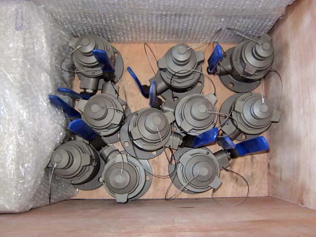 Van kín khí Deck valve