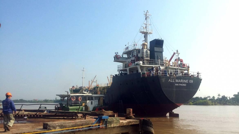 Dự án #Tàu dầu ALL MARINE 09