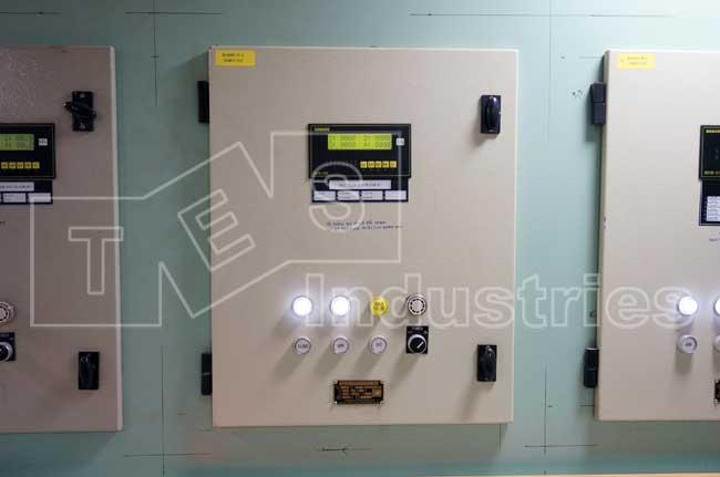 Hệ thống báo áp lực đầu đẩy của bơm / hay gọi là áp suất đường ống