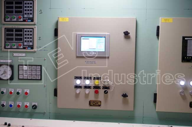 Hệ thống báo mức hầm hàng / Radar hầm hàng