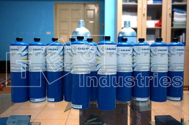 Bình khí chuẩn hiệu chuẩn máy đo khí hữu cơ VOC