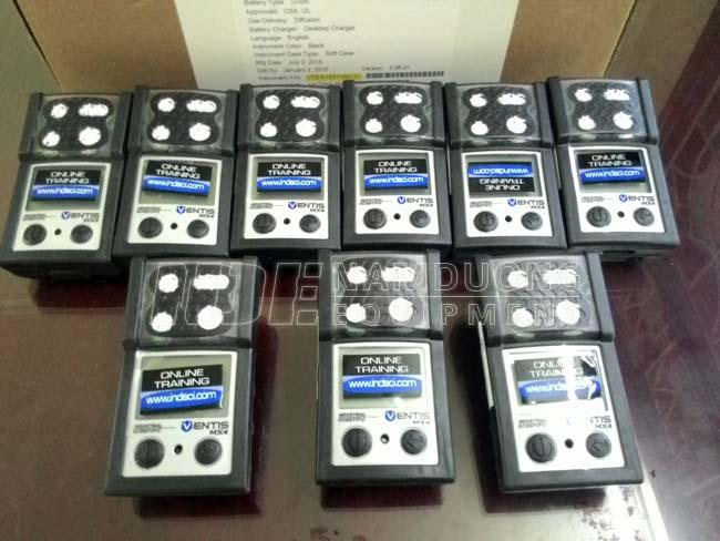 MX4 Ventis Multi-Gas Detector