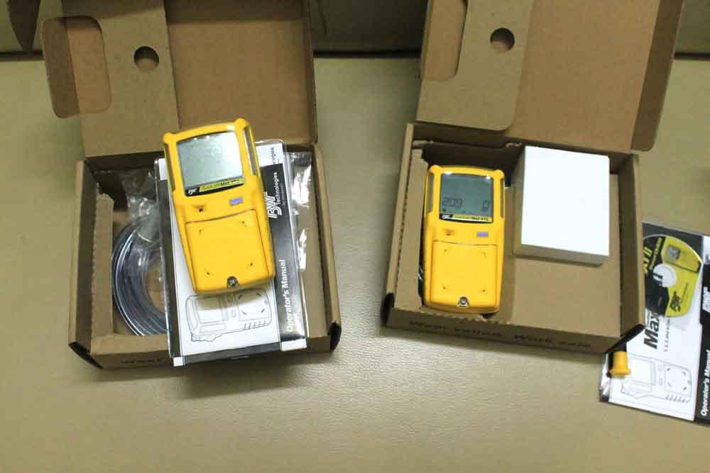 Hướng dẫn hiệu chuẩn máy đo khí GasAlertMax XT II