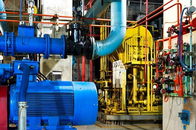 Potential danger to CO2 in industrial environments