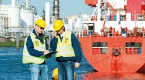 Phát hiện rò rỉ khí trong lĩnh vực hằng hải và công nghiệp đóng tàu