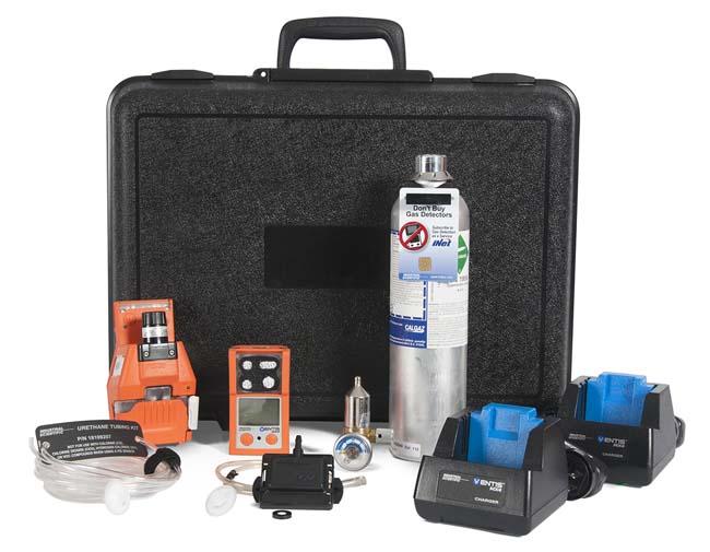 Ventis MX4 confined space kit