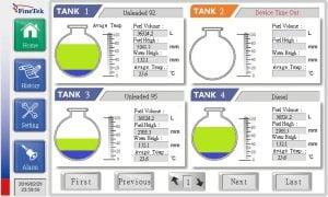 Introduction of Finetek LMS-300 fuel depot management system