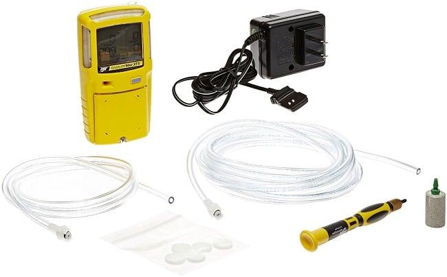 Lựa chọn máy đo khí dùng trên tàu biển (đo hầm hàng và không gian kín)