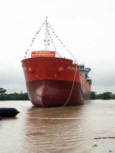 Dự án #Tàu chở dầu AN PHÚ 15