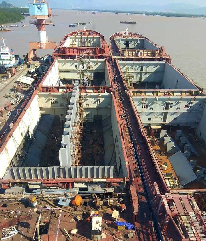 Dự án #Tàu chở dầu SHIPMARIN STAR