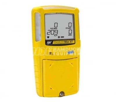 BW Honeywell GasAlertMax XT II, LEL/O2/CO/H2S gas detector, with pump