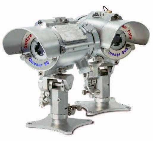 Đầu báo khí từ xa, Model SafEye, hãng Spectrex US