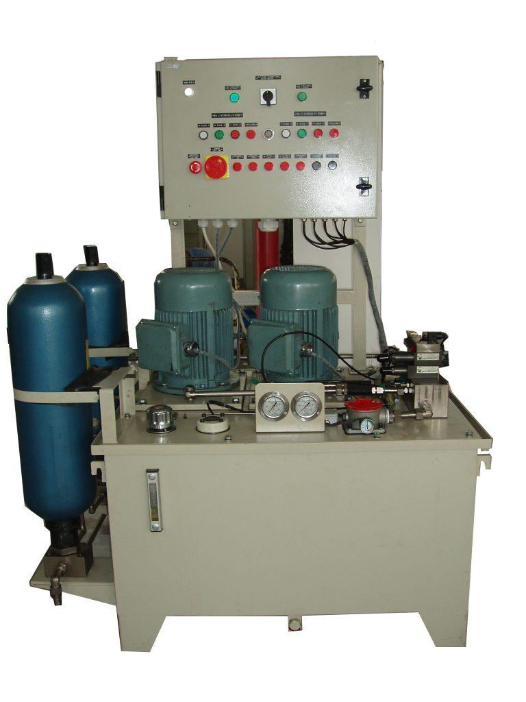 Bộ nguồn thủy lực hệ thống VRC