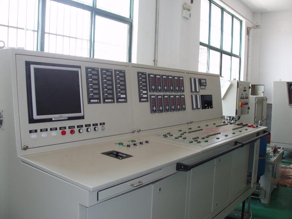 Bàn điều khiển MIMIC hệ báo động và VRC